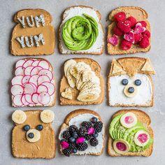"""Mi piace"": 10.4 mila, commenti: 397 - Jessॐ | Montreal (@choosingchia) su Instagram: ""Which toast would you pick? (my choice is the fox toast that looks like my pup @mangotheshibainu…"""