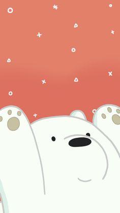위베어베어스 아이스베어 배경화면 : 네이버 블로그 Bear Wallpaper, Kawaii Wallpaper, Cute Wallpaper Backgrounds, Cute Cartoon Wallpapers, Ice Bear We Bare Bears, We Bear, We Bare Bears Wallpapers, Wallpaper Iphone Disney, Aesthetic Pastel Wallpaper
