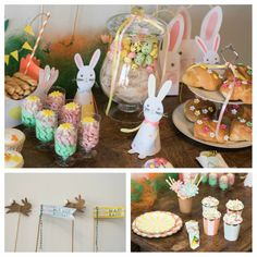 Iδέες για διακόσμηση σε Easter party