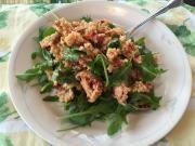 STOBklub - Zeleninový salát s tuňákem a quinoou