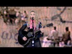 Madonna - Miles Away [Live] (video) - YouTube