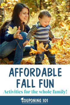 Fall is in full swing, but winter will soon be upon us. Gain some easy inspiration on some affordable fall fun ideas! Couponing 101, Fun Fall Activities, Get Out Of Debt, Fall Family, Budgeting Tips, Cool Diy Projects, Financial Planning, Go Outside, Money Saving Tips
