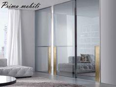 Итальянская раздвижная дверь Ianus Longhi купить в Москве в Prima mobili