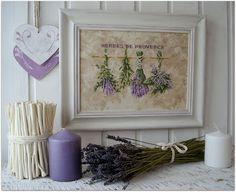 Меланжевые кружева: Herbes de Provence