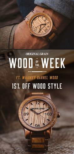 It's Whiskey Week so Pick out Your Statement Piece Today. Our Whiskey Barrell is now on Sale - Free Shipping Worldwide!