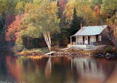 Ma cabane au Canada de Givet                                                                                                                                                                                 Plus