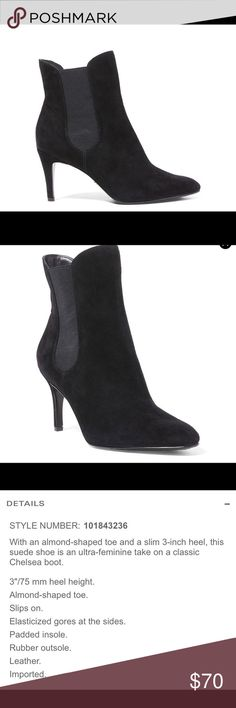 Ralph Lauren Pashia Booties Deets in photo. New w/ tags never worn Lauren Ralph Lauren Shoes Ankle Boots & Booties