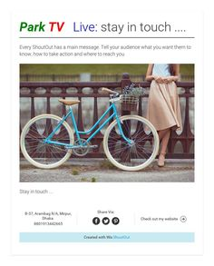 Park TV  Live: stay in touch ....