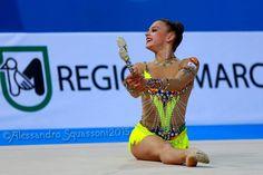Alexandra Soldatova Clubs Difficulty 2015