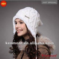 Venda inteira de acrílico gorro de malha e boné chapéu/lã beanie chapéu/polar gorro para as mulheres-Chapéus de Inverno-ID do produto:650936555-portuguese.alibaba.com