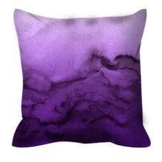 One Bella Casa Winter Waves Ombre Pillow by Julia Di Sano 20x20 Pillow Covers, Throw Pillow Sets, Cushion Pillow, Pillow Talk, Abstract Pattern, Pattern Art, Cricut, Fine Art, Trends