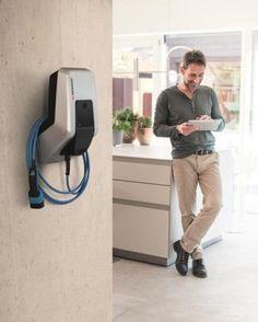 Mennekes AMTRON: Elektroauto-Ladestation für das Smart Home