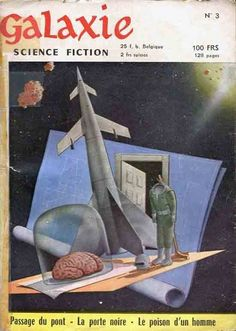 Galaxy Science Fiction Magazine (April 1953) by Ed Emshwiller | Flickr - Photo Sharing!