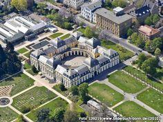 Das Poppelsdorfer Schloss, Am Poppelsdorfer Weiher, 53115 Bonn - Poppelsdorf