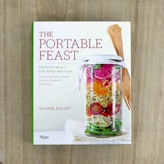 The Portable Feast by Jeanne Kelley | Heyday Bozeman. www.heydaybozeman.com