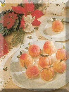 Svet receptov: Broskyne-vianočný recept Peach, Fruit, Food, Essen, Peaches, Meals, Yemek, Eten