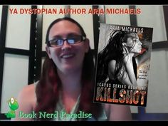 #INTERVIEW BY @LRWLEE OF YA DYSTOPIAN & FANTASY AUTHOR ARIA MICHAELS | Lit World Interviews