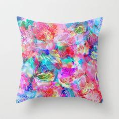 The Taste of Summer Throw Pillow by Klara Acel - $20.00