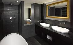 Bäder/Wellness   Mayr & Glatzl Innenarchitektur GmbH   Mayr & Glatzl Innenarchitektur GmbH #innenarchitektur #badezimmer #design #details Wellness, Mirror, Bathroom, Frame, Furniture, Home Decor, Luxury, Interior Designing, Washroom