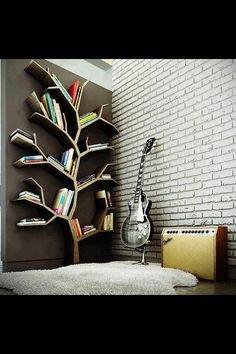 "I want this in my master bedroom for all my ""casual"" reading books (AKA paranormal romances.)"
