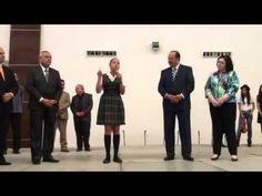 Valiente Estudiante deja en ridiculo al gobernador Cesar Duarte con disc...