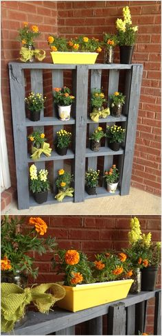 5 D.I.Y. vertical gardens, great ideas for yards with limited space!