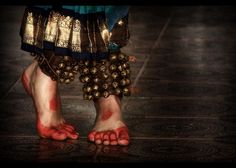 Language of the feet in Bharatanatyam, a classical Indian dance (rAmmoRRison…