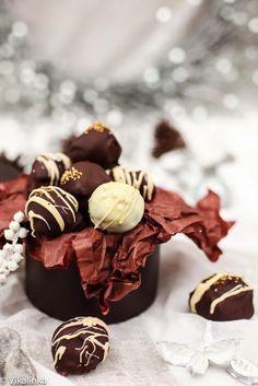 Baileys Truffles making them for my secret Santa gift :)