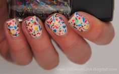 Vipera - #40 [Love it love it love it! Coolest rainbow polish I've seen to date.]