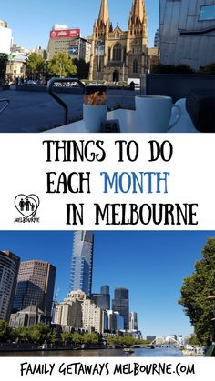 Melbourne things to do page leading to each month's listing that includes whats on in the city and outer regions, annual festivals and special celebrations Savanna Grassland, October Events, Family Getaways, Melbourne Australia, Great Memories, Willis Tower, Where To Go, Day Trips, 12 Months