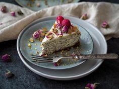 Pečený makový cheesecake