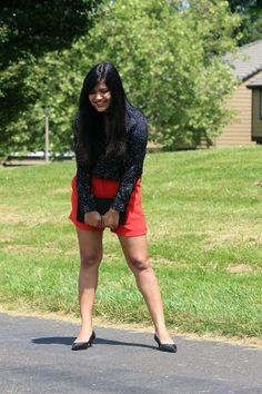 My Fashion Fixes: Orange & The New Black!