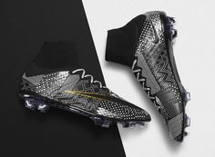 Nike Mercurial Superfly Black History Month Boots Released - Footy Headlines  Kevin Prince Boateng 3a02703268b67