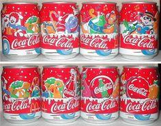 Coca-Cola HK 2001 MCDonald's Christmas set Design