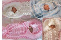bebek örgü tulumları