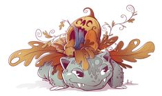 Best Halloween Pokémon Art images.  #halloween #pokemon Pokemon Halloween, Pokemon Craft, Pokemon Fan Art, Cute Pokemon, Ghost Pokemon, Pokemon Stuff, Steven Universe Drawing, Bulbasaur, Anime Fairy