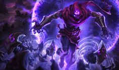 Malzahar - Skin de base (Version 2) #malzahar #skin #league #of #legends