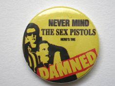 Damned Button Badge | Flickr - Photo Sharing!