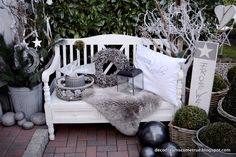 Dreams Come True: Interior: Winterzauber bei Inga 2015