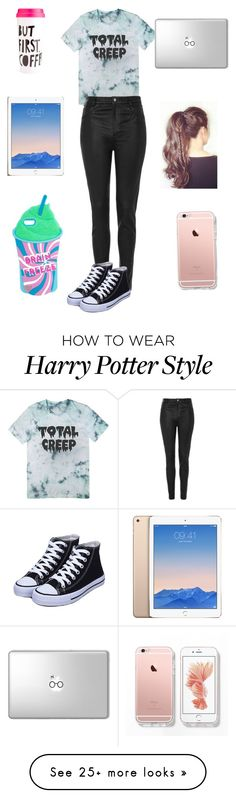 """""""Total creep"""" by rachelishappy on Polyvore featuring Topshop"""