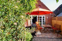 Tolles Ferienhaus mit eingezäuntem Garten+Kamin auf Fehmarn