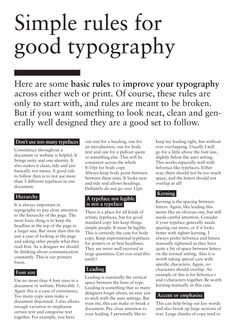 http://www.freddesign.co.uk/2011/05/archive/good-typography-an-introduction-to-hierarchy/