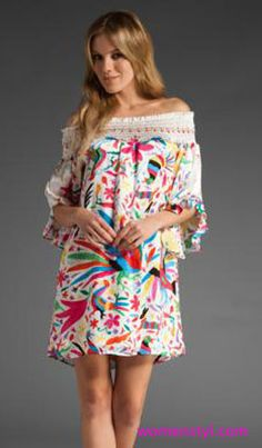 cheap printed dresses for women