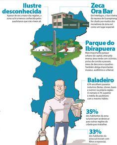 Conheça as curiosidades da zona Sul, a mais arborizada de São Paulo | Estadão Projetos Especiais