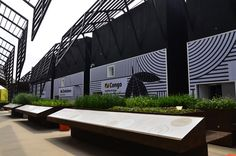 Cereals and Tubers: Old and New Crops. #Cereals #Tubers #Cluster #Expo2015 #Pavilion