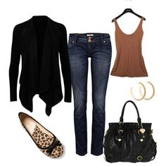 Weekend Outfit - Polyvore