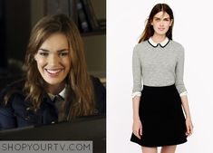 I want at least one shirt/ dress with a Peter Pan collar someday