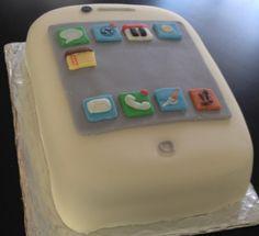 iPad Cake!.......