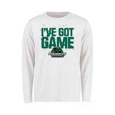 Binghamton Bearcats Youth Got Game Long Sleeve T-Shirt - White