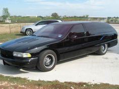 2 door impala stationwagon?